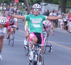 Ramos Kleber, victorieux