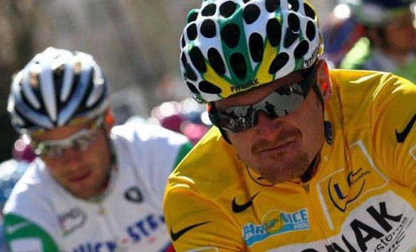Le cycliste américain Floyd Landis pourrait venir compétitionner à Lachine cet été.