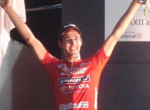 Jean-François Laroche complète une 3e excellente saison.