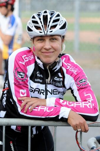 Caroline Brunet (Robert Wilson / Mardis Cyclistes)
