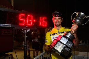 Lambert Lemay record compteur