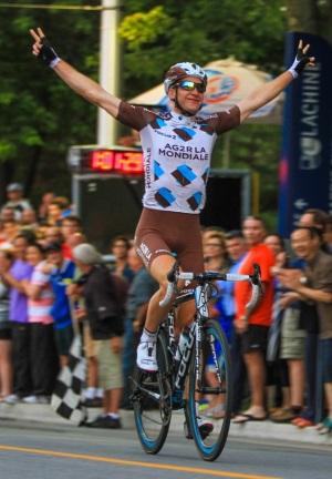 Hugo Houle remporte étape 6  Photo © M Ledouxj