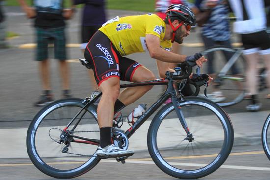 Le champion 2014 des Mardis cyclistes. (Marie Ledoux)