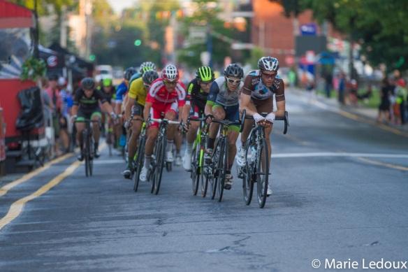 Mardis cyclistes 16 juin 2015 Hugo Houle