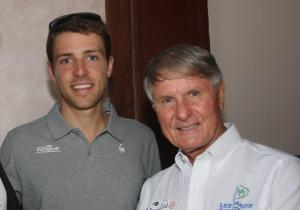 Mardis cyclistes David Veilleux et Tino